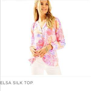 NWOT beautiful pink Elsa